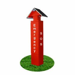 heraus Tür-Emergency Aufruf-Kasten-Hilfen-Punkt-Telefon-Station G2000