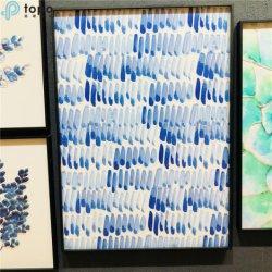 eine Gruppe des Glasfarbanstrich-Entwurfs für Wohnzimmer-Dekoration (MR-YB6-2055D)