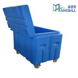 Maior capacidade de grande caixa de conservação de calor de gelo seco para armazenamento da cadeia alimentar