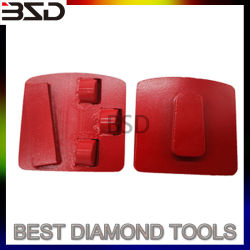 5*1/4 PCD Diamond Redi Zapata para molienda de bloqueo de la máquina de Husqvarna