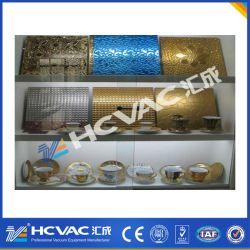 De ceramische Installatie van de Machine van de Deklaag van het Titanium PVD Gouden