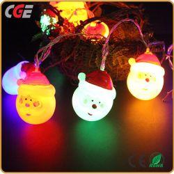 Индикатор положения Декоративная лампа Санта строка в преддверии рождественских праздников лампа