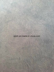 Истощения списков бархатной обивкой ткани для Funriture диван крышки