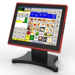 Продуктовый магазин ресторан POS кассовых систем все в компьютер одним нажатием кнопки