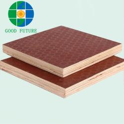 Buen Futuro Antideslizante fábrica /Anti Skid película impermeable se enfrentan, el obturador de contrachapado de madera contrachapada, tablero de madera de hormigón con 18mm de China