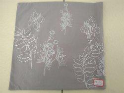 Alta calidad de algodón y lino planta Sofá cojín elástico