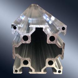 Molen of het Zilveren of Gekleurde Industriële Profiel van het Aluminium voor de Modulaire Machines van de Automatisering