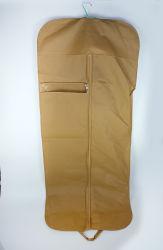 مقبض شبكة مخصص لغطاء بدلة حقيبة الملابس الكبيرة 420d من البوليستر مع غوسSET