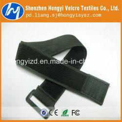Красочные нейлон эластичные бретели с Vlecro пластиковые преднатяжитель плечевой лямки ремня