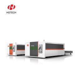 Hgtech aluminium / Fer / Steel / métal Laser en acier inoxydable de machines de découpe laser de la faucheuse