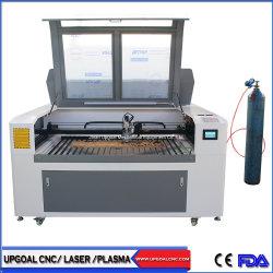 300 واط و60 واط من ثاني أكسيد الكربون آلة قص ليزر للآلة الصف من أجل مقاوم للصدأ لوح خشبي صلب وصلب