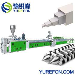 سلك PVC بلاستيكي سلك توصيل خط إنتاج طرد برود ملف التعريف