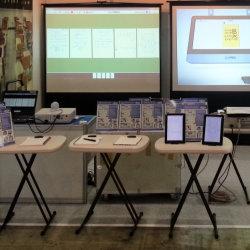 교실 무선 옵션용 멀티 터치 대화형 화이트보드 디지털 보드