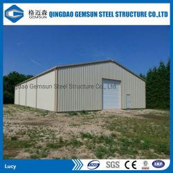 軽量鋼構造ビル組立倉庫の下ワークショップの指示