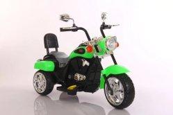 De Elektrische Rit van de Kinderen van de Motorfiets B/O van jonge geitjes op de Fiets van het Stuk speelgoed van de Motor met Batterij