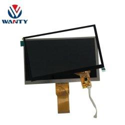 7 GG USB van de duim de Capacitieve Touchscreen Vertoning van de Aanraking van het Comité 1024*600 RGB TFT TN LCD