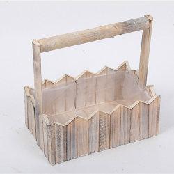 De houten Houten Ambacht van de Kratten van de Kunst van de Muur van het Canvas van de Ambacht Moderne Houten