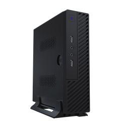 M100 het Geval van de Computer van mini-Itx van de dun-Cliënt, die met het MiniSysteem van PC en Industriële Gebruikte PC aanpassen