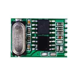Беспроводной модуль передатчика и приемника сигналов тревоги