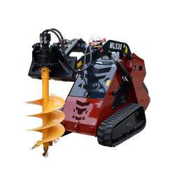 Ladevorrichtungs-Hersteller-Ladevorrichtung mit Stangenbohrer-Miniladevorrichtungs-und 30 HP Yanmar Drei-Zylinder Dieselmotor