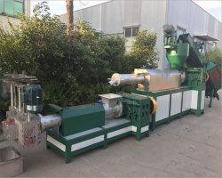 HDPE/PP/ABS de plastic Lopende band van de Pelletiseermachine van de Granulator van het Recycling