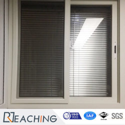 Style de fenêtre coulissante Econonmic UPVC verrou du loquet à ressort
