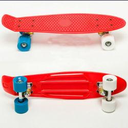 Het Rode Skateboard van uitstekende kwaliteit (skb-01)