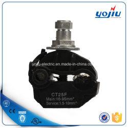 Tension faible PC1 du connecteur de perçage isolante