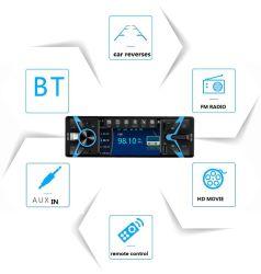 Автомобильный комплект радиоприемника сенсорного экрана съемные 1DIN MP5 плеер Bluetooth