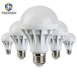 LEDの再充電可能な9W省エネの球根のスマートな非常灯の地球ランプの高性能
