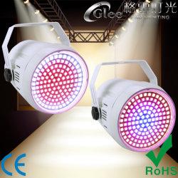 Mini-DJ 127 LED DMX Stroboscope de commande à distance par la lumière