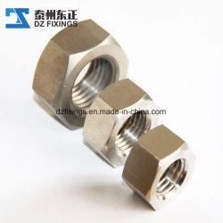 304ステンレス鋼の十六進ナット