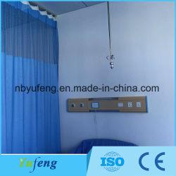 Cama de Hospital médicos antibacteriana Devider Tecido Cortina do Compartimento