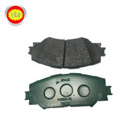 Auto 04465-02220 pastillas de freno Piezas de repuesto para autos