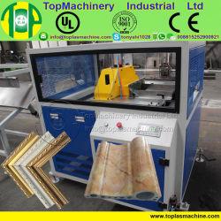 Пластиковые имитации мрамора плата PS ПВХ дверной рамы механизма обтекатели линии производственной линии