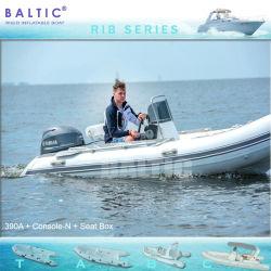 Marine-und der Bootfahrt-390 aufblasbare Preis-Rippe im China-Geschwindigkeits-Bewegungsboot