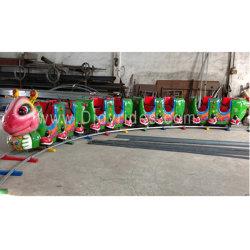 Trein van de Mier van de Trein van het Spoor van het Vermaak van het Stuk speelgoed van kinderen de Elektrische