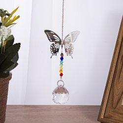 Kristallbasisrecheneinheit Suncatchers freie Kugel-Prismen, die Verzierung für Hochzeits-Bevorzugungs-Ausgangsfenster-Auto-Garten-Dekor hängen