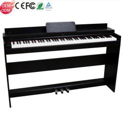 Профессиональные Smart Grand MIDI 88 клавиш молотка действия Электронных взвешенной клавиатуры Китай Цифровые фортепиано