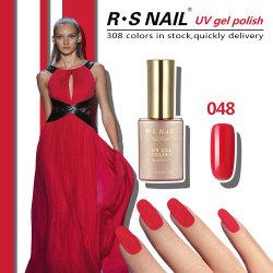 R. S clou, Esmalte de gel, UV GEL, UV Vernis à ongles. Nail Art