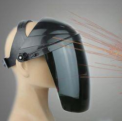 Сварка шлем защитную маску для лица с четкими солнцезащитного козырька