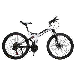 Freno de disco doble Venta caliente de acero al carbono de alta en bicicleta de montaña para adultos