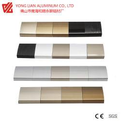 Gediversifieerde Aluminium Extrusion Profile Producten voor Windows-deuren en -omheining passen bij bestelling van de klant geschikt voor aluminium profiel van dakkwagwand, etc.