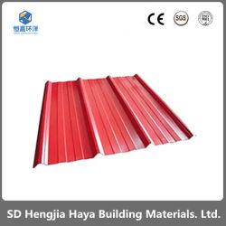Materiales de construcción metálicos cubierta de metal/cubierta de techos y suelos de la hoja de cubierta