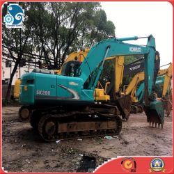 Usada Kobelco SK200-8 escavadora de rastos Hidráulico
