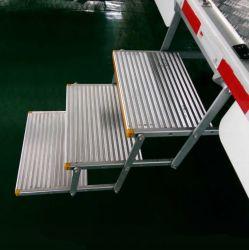 Es-F-T trois étapes de pliage électrique en aluminium avec certificat CE peut charger 150kg