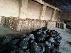 preço de fábrica Preto Fio Anelada /Arame 25kg/bobina
