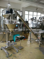 1 кг 2 кг риса 5 кг пшеничной муки химического Spice белка молока соды какао-порошка шнека Машины Упаковки наливной горловины топливного бака