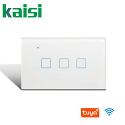 Smart Tuya APP smart WiFi sem fios do interruptor de luz