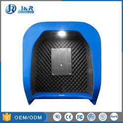 -25dB cabina telefónica, teléfono cubierta acústica para entornos industriales.